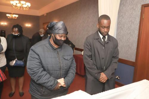 Mpensah's Funeral 12