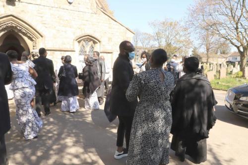 Mpensah's Funeral 14
