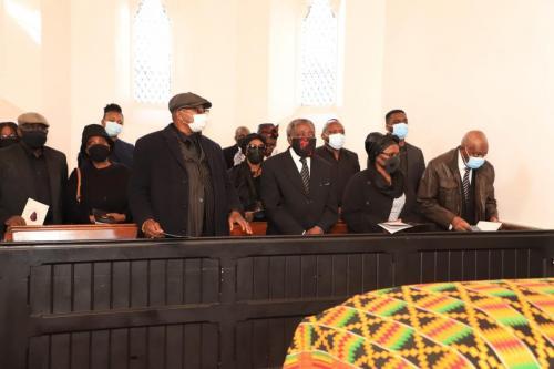 Mpensah's Funeral 17