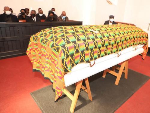 Mpensah's Funeral 23