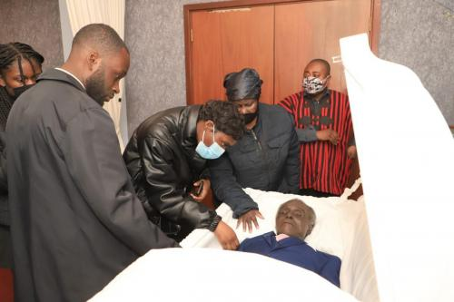 Mpensah's Funeral 5