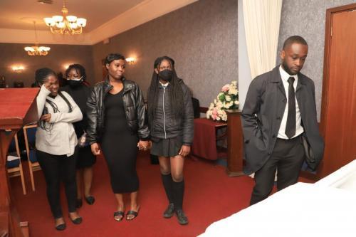 Mpensah's Funeral 1